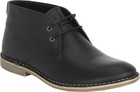 e29641467de Red Tape Leather Chukka Boots For Men