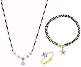 Archi Collection Alloy Jewel Set(Multicolor)