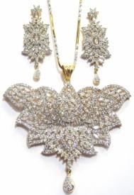Jewelshingar Brass Jewel Set