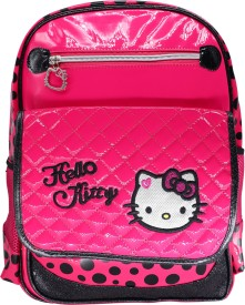 f7bbf11258 Hello Kitty School Bags - Buy Hello Kitty School Bags Online at Best Prices  In India
