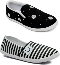 20a7b4e0baf586 Canvas Shoes - Buy Canvas Shoes Online For Women At Best Prices In India -  Flipkart.com