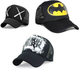 Caps for Men - Buy Hats  Mens Snapback   Flat Caps Online at Best Prices in  India 1e5ecb337eb2