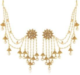 Chain Earrings - Buy Chain Earrings online at Best Prices in