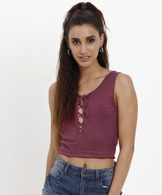 f23aaf2b175 Forever 21 Tops - Buy Forever 21 Tops Online at Best Prices In India ...