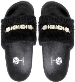 63d7449b26283f Fur Slippers - Buy Fur Slippers online at Best Prices in India ...
