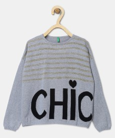 6dc8ee508462 Sweaters For Girls - Buy Girls Sweaters Online At Best Prices In ...