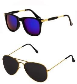 dd8cd3093da3 Aviator Sunglasses - Buy Aviator Specs   Aviator Sunglasses Online at Best  Prices in India