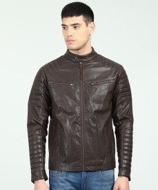Leather Jackets - Buy leather jackets for men   women online on Flipkart at  best prices e01293044
