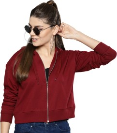 4b8d30caa2d02b Sweatshirts - Buy Sweatshirts / Hoodies for Women Online at Best Prices in  India