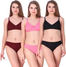 a7493870b3 Bras   Panties - Buy Bra Sets   Panty Set Clothing Online at Best Prices In  India
