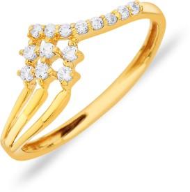 d42e583fcbd Gold Rings - Buy Gold Rings For Women/Girl Online At Best Prices In ...