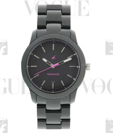 82113ae84 Fastrack Black Watches - Buy Fastrack Black Watches