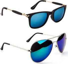9edc99b24f3 Aviator Sunglasses - Buy Aviator Specs   Aviator Sunglasses Online at Best  Prices in India