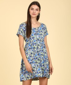 0d5dbaaac4 Floral Dresses - Buy Floral Print Dresses Online at Best Prices In India
