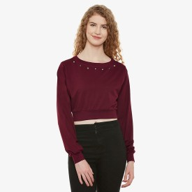 eb3ab913fc9 Crop Tops - Buy Crop Tops Online at Best Prices In India