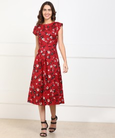 fab8a54f362 Dresses Online - Buy Stylish Dresses For Women (ड्रेसेस) Online on Sale
