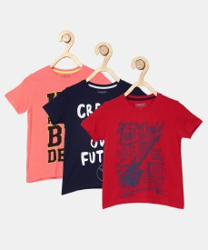 fe3a071a Polos & T-Shirts For Boys - Buy Kids T-shirts / Boys T-Shirts & Polos  Online At Best Prices In India - Flipkart.com