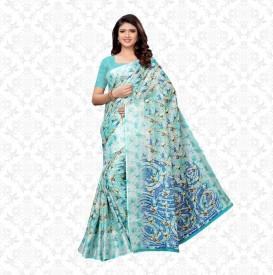 Cotton Sarees Online Shopping   Pure Plain & Printed Fancy