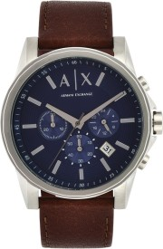 aa025c1e6 Armani Exchange Watches - Buy Armani Exchange Watches Online at Best Prices  in India