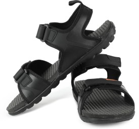 42ceb28d75518 Black Sandals - Buy Black Sandals Online For Men At Best Prices In ...