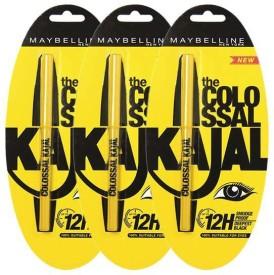 Maybelline The Colossal Kajal (Deepest Black)..