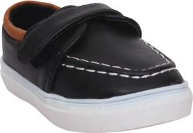 Doink Boys Slip on Casual Boots(Black)