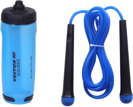 Vector X Vxf 684 Skip rope & Squeez Sipper Gym & Fitness Kit