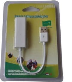 ROQ USB 2.0 to Ethernet RJ45 Power Lan Adapte..