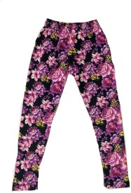 Tomato Legging For Girls(Purple)