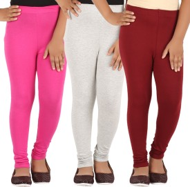 Color Fly Legging For Girls(Multicolor)