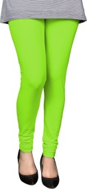 PAMO Women's Light Green Leggings
