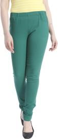 Only Women's Green Leggings