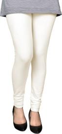 PAMO Women's White Leggings