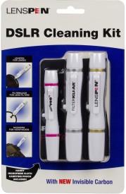 Lenspen New Dslr Pro Kit W/Cloth Invisible Carbon Lens Cleaner