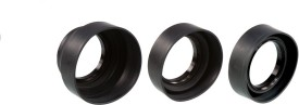 Sonia 52mm 3-In-1 Rubber lens Hood