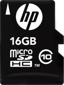 HP 16GB MicroSDHC Class 10 (95MB/s) Memory Card