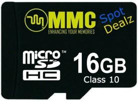 Spot Dealz Ultra 16GB MicroSDHC Class 10..