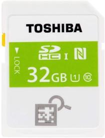 Toshiba 32GB NFC SDHC UHS-I Class 10 Memory Card