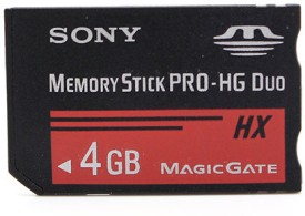 Sony PRO-HG Duo 4GB SDHC Memory Card