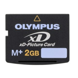 Olympus Xd-picture Card M+ 2GB Memory Card