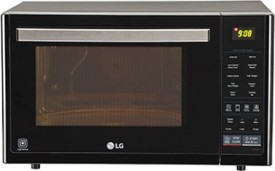 LG MJ3296BFT 32L Convection Microwave Oven