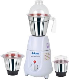 Jaipan Kitchen Gold 500W Mixer Grinder