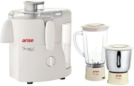 Arise Super Smart DLX 550W Juicer Mixer Grinder