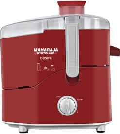 Maharaja Whiteline Desire 550W juice extractor