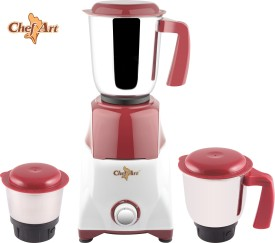 Chef Art CMG555 550W Mixer Grinder