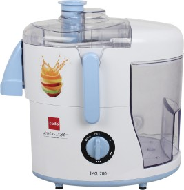 Cello JMG200 500W Juicer Mixer Grinder (3 Jars)