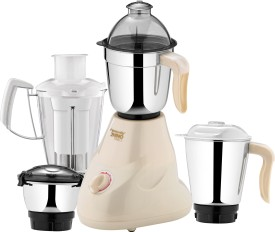 Butterfly Rhino Turbo 4 600W Juicer Mixer Grinder