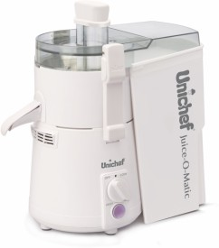 Unichef Juice-O-Matic SM 835W Juice Extractor