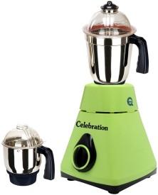Celebration MG16-162 2 Jars 600W Mixer Grinder