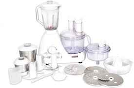Padmini Essentia Mega Pro 600W Food Processor